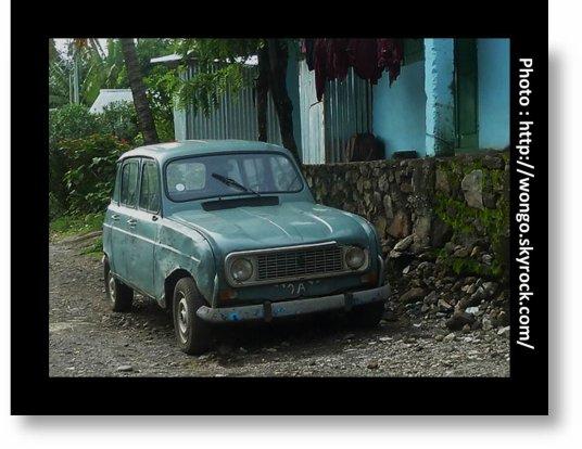 OUANI / COMORES : La photo du jour