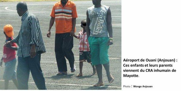 Mayotte / rétention (CRA : Ndlr) : la justice libère une famille