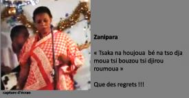Anfia est l'une des plus belles voix des Comores : Zanipara (Saif Al Watani)