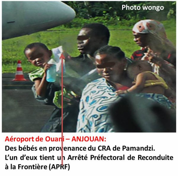 Mayotte : quand la liberté et l'humanité font naufrage...