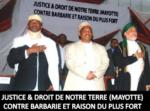 COMORES : Lettre des Indigné-e-s de Mayotte aux Députés Européens