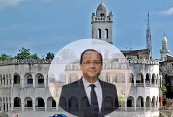 COMORES / France : L'écrivain ABOUBACAR écrit une lettre ouverte à François HOLLANDE