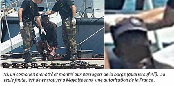 COMORES : La perpétuation du système colonial à Mayotte