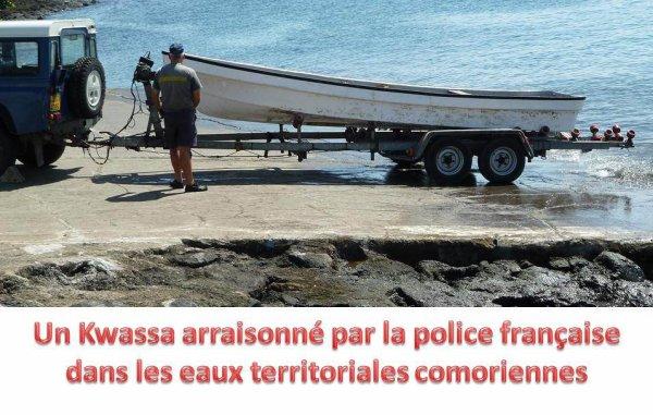 """Mayotte : l'appel au """"débarquement massif"""" du gouverneur d'Anjouan"""