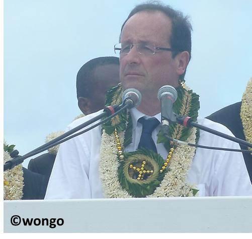 Pas question, dit-on à l'Elysée de rendre Mayotte aux Comores