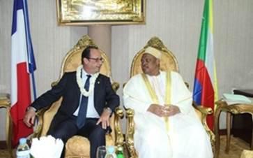 Comores / 4ème sommet de la COI : IKILILOU rappelle à l'ordre F. Hollande