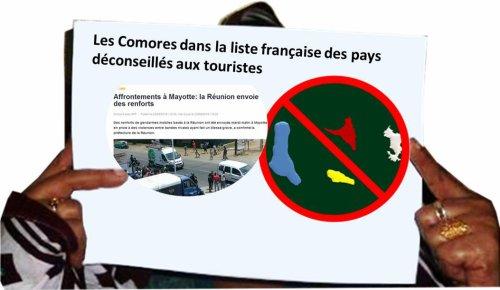 Les Comores : un pays à risque selon le quai d'Orsay