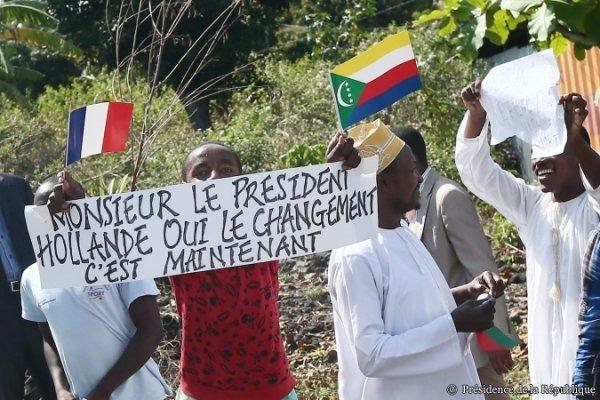 Pourquoi tant de mépris à l'égard des Comores !