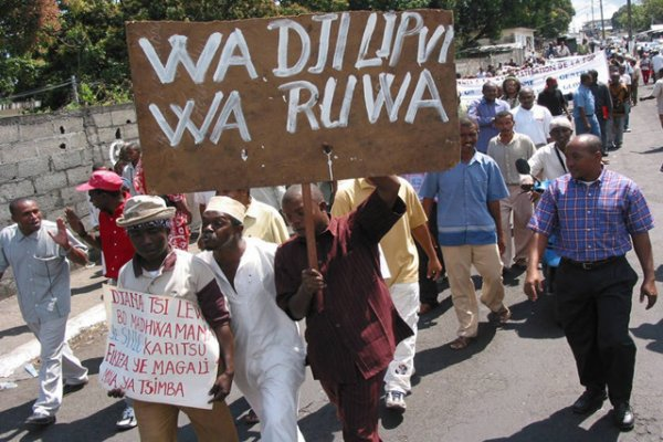 Comores: ras-le-bol des fonctionnaires impayés depuis trois mois