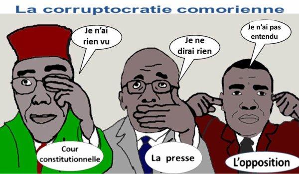 COMORES : Un arrêt controversé provoque la colère de l'opposition