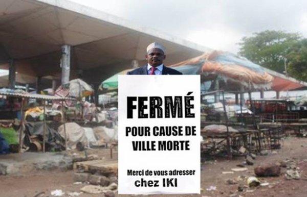 Comores : IKI ngu risongo
