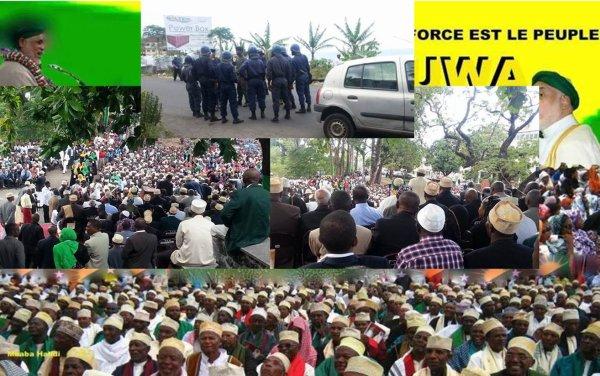 Comores : Le parti JUWA de SAMBI défie le gouvernement IKI