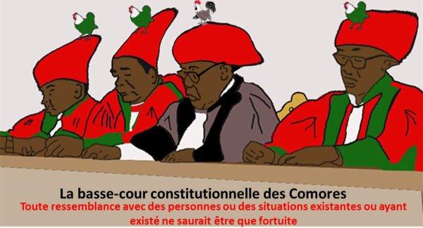 A quoi sert la cour constitutionnelle aux Comores?