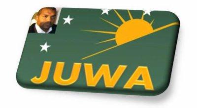 COMORES : Interview avec Abubakar Aboud chargé de la communication du parti JUWA