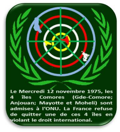 Mercredi 12 novembre 1975 : Admission des Comores aux nations unies