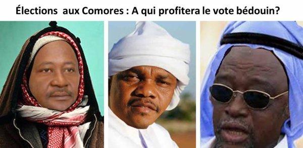 COMORES / Elections : Le vote bédouin