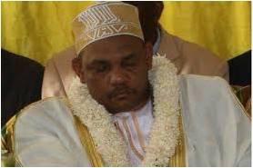 COMORES / EXCLUSIVITE : IKILILOU JUGE  LA POLITIQUE DE SAMBI