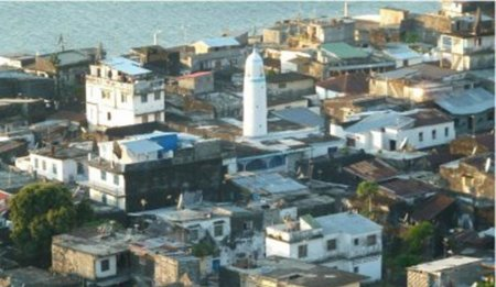 COMORES / LEGISLATIVES : Sondage Mutsamudu 1