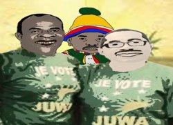 COMORES : Un conteneur du parti JUWA bloqué à l'aéroport de Hahaya