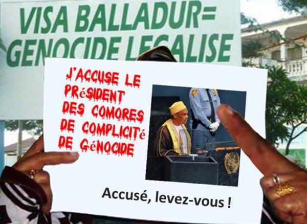 COMORES : L'hécatombe continue dans les eaux comoriennes.