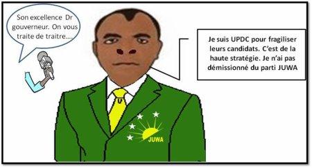 Élections législatives et cantonales à Anjouan : L'UPDC, un vivant dans un cercueil!!!