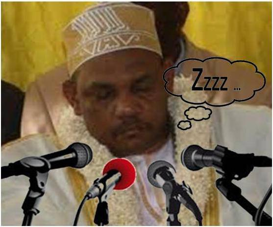 Ikililou présente enfin ses voeux à la Nation