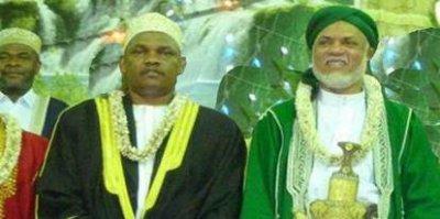 COMORES : Le serment d'IKILILOU à Fomboni, le 13 août 2010 (en plein Ramadan)