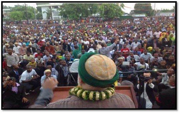 Ahmed A. M. Sambi de plus en plus populaire aux Comores