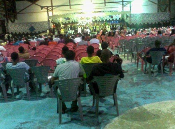 Mutsamudu : L'UPDC clôt misérablement la campagne électorale