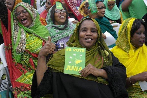 Législatives / fin de campagne : JUWA a le vent en poupe à