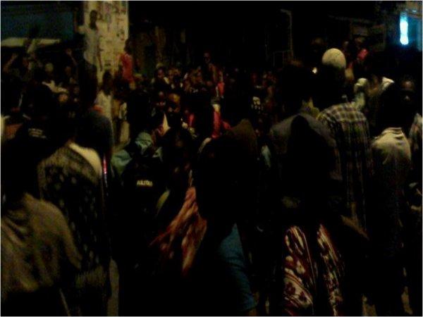 Législatives /fin de campagne : JUWA envahit les rues de Mutsa