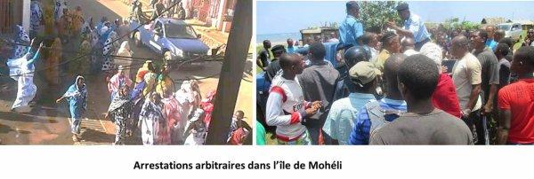 Oeil sur les élections 2015 aux Comores : Des trop graves infractions