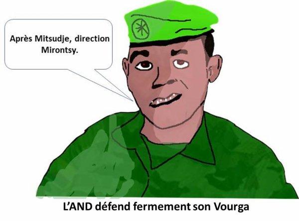 Affrontements de mardi dans le Hambu : Mitsoudjé livre sa version des faits