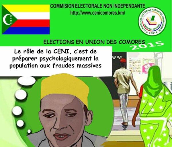 URGENT : Les électeurs de SIMA ne veulent pas un second tour sans DOLPIC