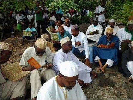 Elections /COMORES : DOLPIC du parti JUWA organise un grand HITMA