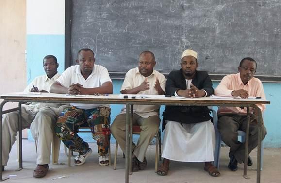 COMORES : Sit-in de 48h des étudiants à l'IFERE