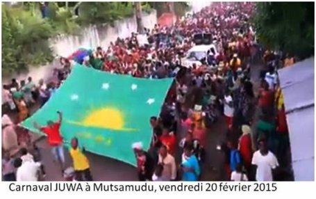 COMORES : Juwa appelle à un vote-sanction