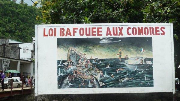 Mayotte, lagon meurtrier dans l'archipel des Comores