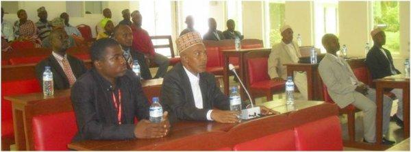 Conseil de l'île de Ndzuani : Boycott de la cérémonie de clôture de la session
