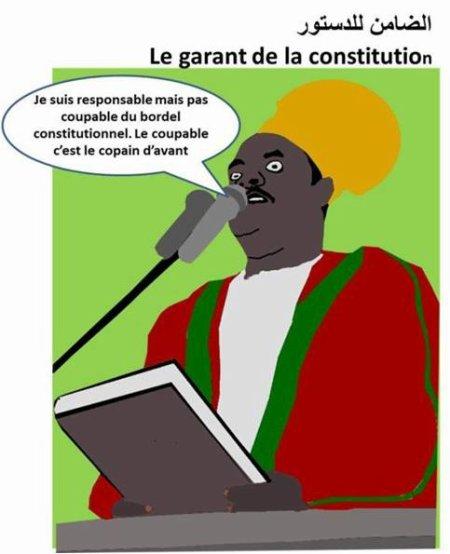 Et si on respectait la législation de ce pays ! (Ndlr : Les Comores)