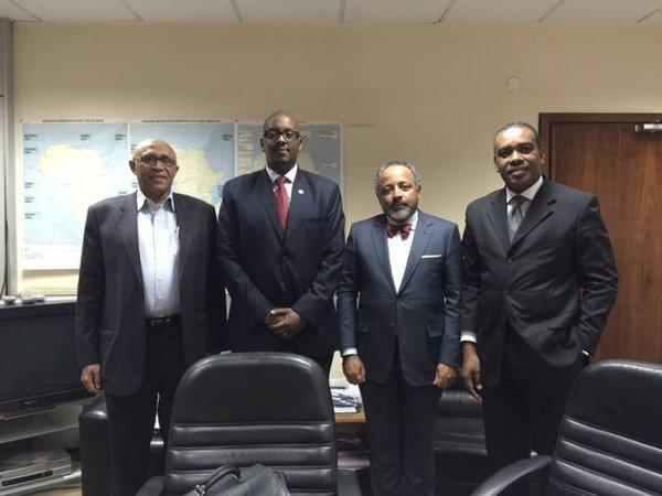 COMORES : RAPPORT REMIS À L'UNION AFRICAINE