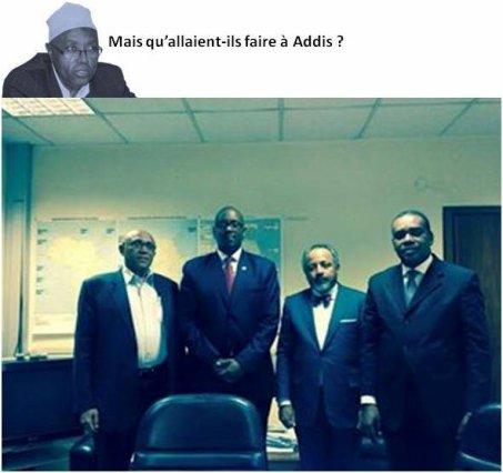 COMORES : Mais qu'allaient-ils faire à Addis ?