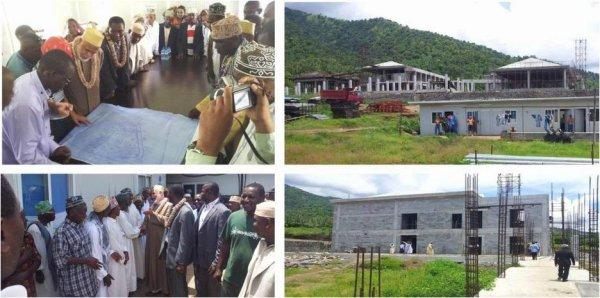 COMORES : Un hôpital moderne à Anjouan