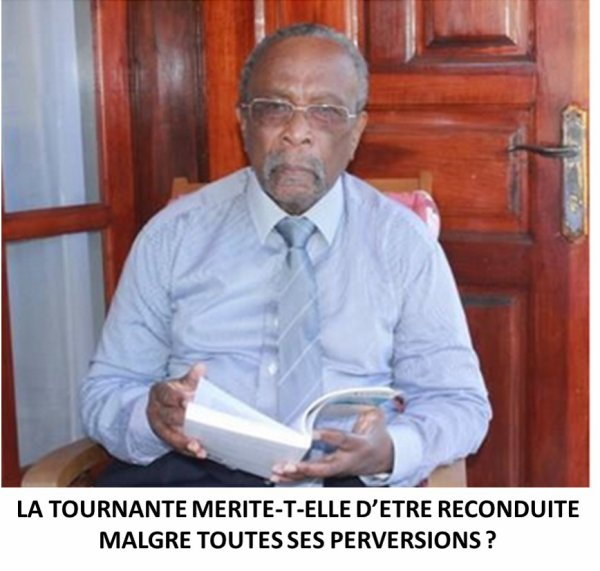 LA TOURNANTE MERITE-T-ELLE D'ETRE RECONDUITE?