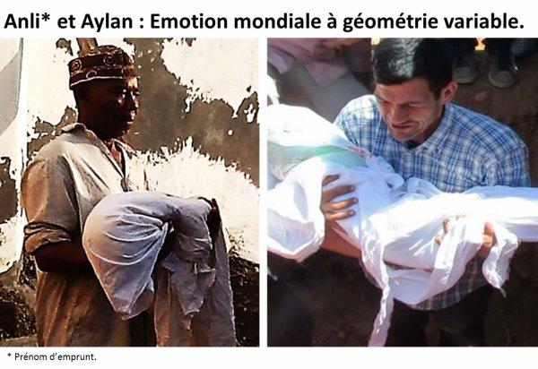 Aylan à Kos (Grèce) et Anli à Mayotte (COMORES)