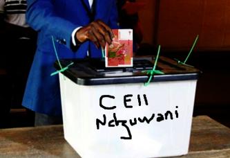 ANJOUAN : Sale pratique de la commission électorale.
