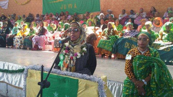 Comores : Un magnifique JUWA au stade de Missiri ce 15/11/15. Photos