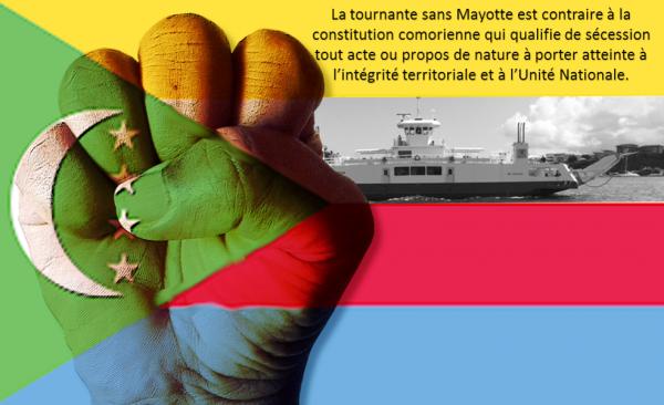 COMORES / Tournante : Le tour de Mayotte, il n'est jamais trop tard...