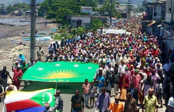 Comores : L'alliance JUWA - PEC  a rencontré la communauté internationale