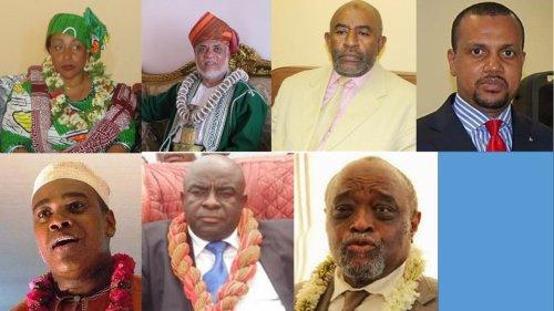 COMORES / Primaires 2016 : Pour  qui voteriez-vous?